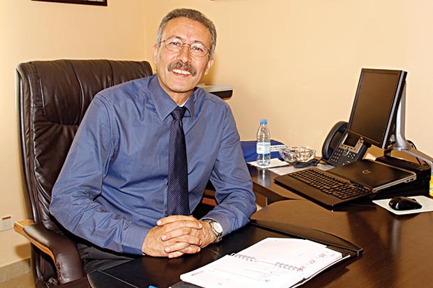 Elyes Chérif, Président du Groupement des Professionnels du Pétrole (GPP)