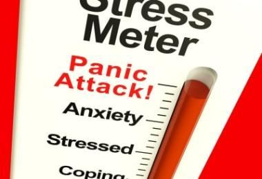 Stress Etudiant