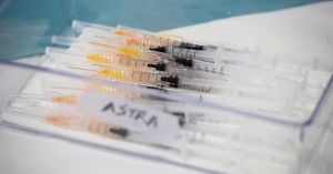 Italy reported four clot deaths after AstraZeneca injections, data show