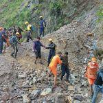 India floods block roads, sweep away bridges; 46 dead 💥😭😭💥
