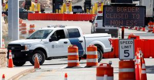 Canada-US land border restrictions, extended hotel quarantine