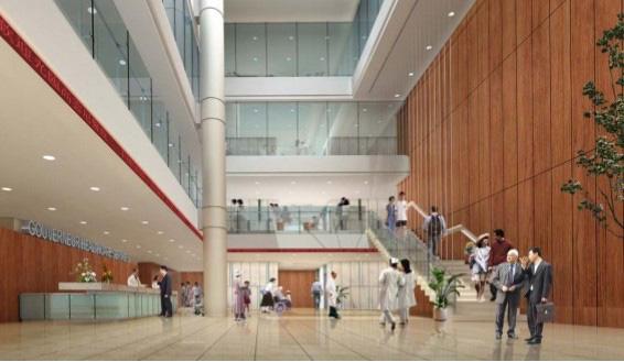 Gouverneur Healthcare Major Modernization Project
