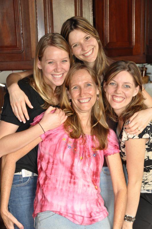 The Hrubik family girls