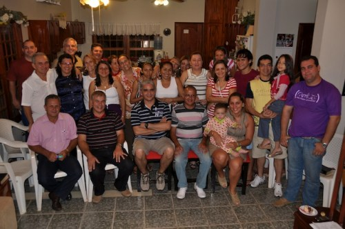 What a great group — a group that will win and disciple Santarém for Christ!