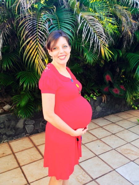 Ruth is due at the end of June