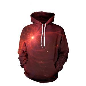 hoodie-red-nebula-unisex-hoodie-1_revamaza