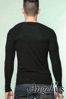 Tee shirt noir dos