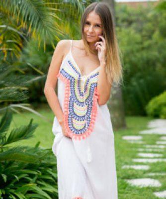 robe longue d'été