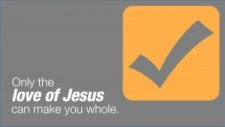 Only Jesus Can Make You Whole
