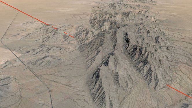 The surprising tools CIR used to map the USMexico border fence  Reveal