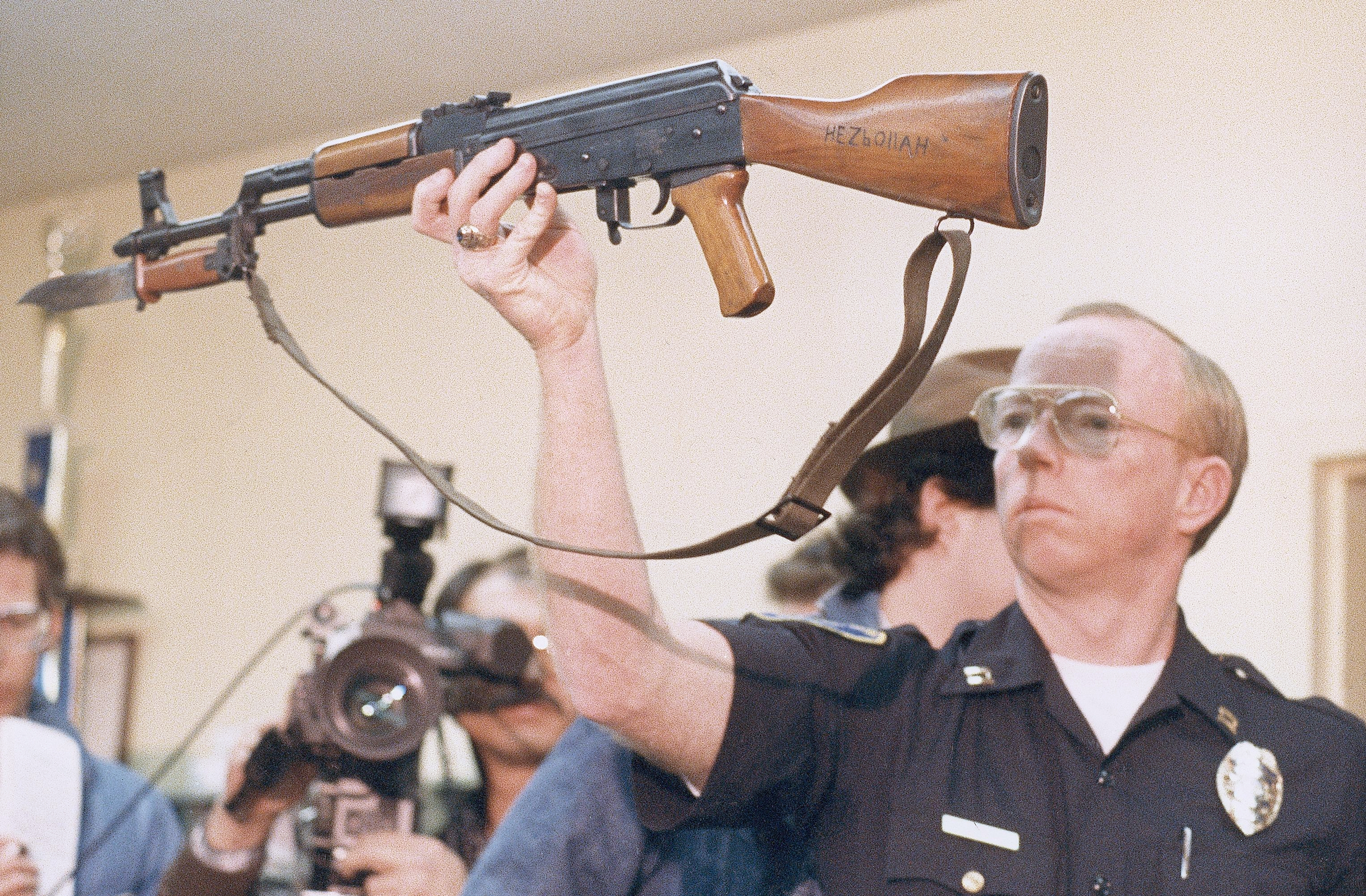 Despite Ban Thousands Of Assault Weapons Remain Legal In