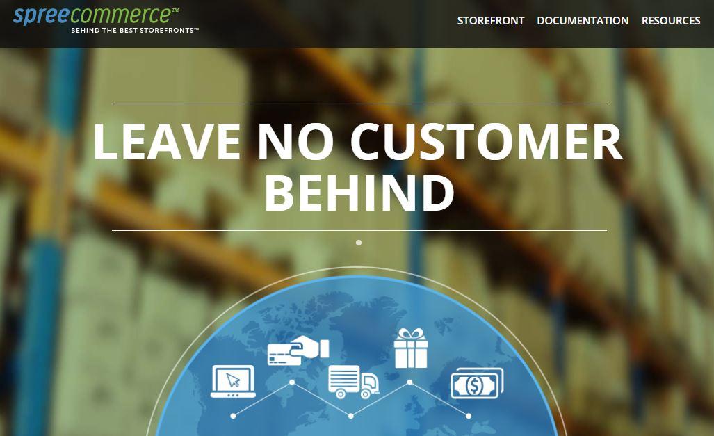 SpreeCommerce- Open Source eCommerce platform