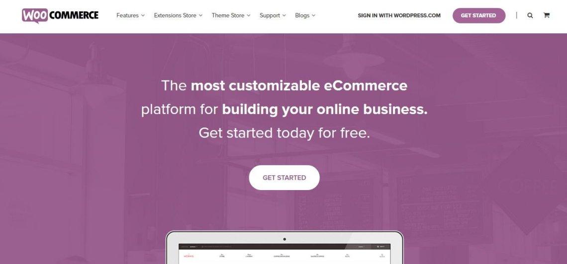 Woocommerce- Open Source eCommerce Platform