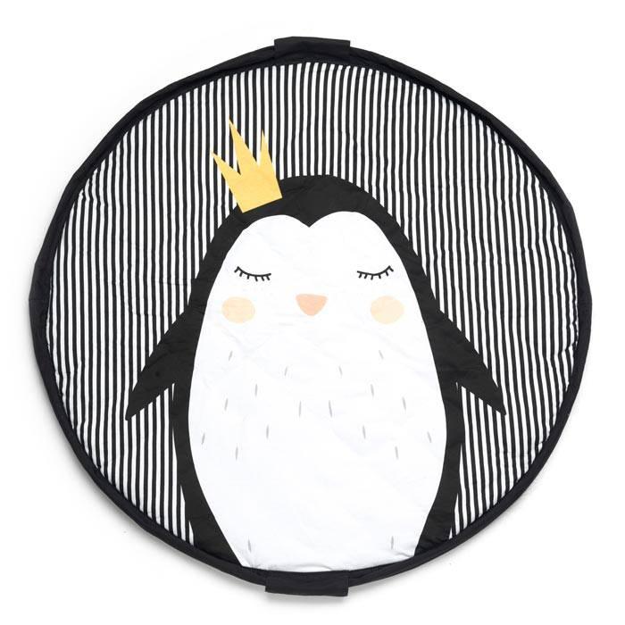 tapis d eveil sac a langer pingouin play and go