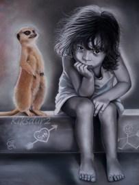 """""""l'ami imaginaire"""" - DISPO"""