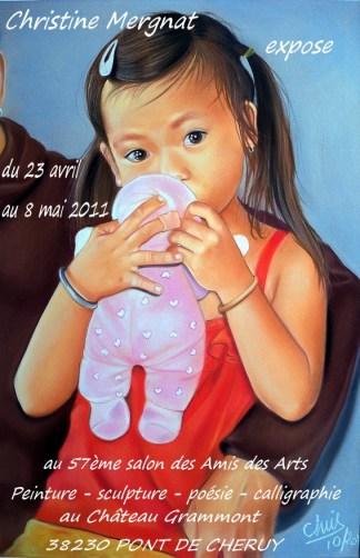 affiche expo pont de cheruy