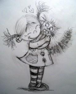 l'amour inconditionnel des enfants