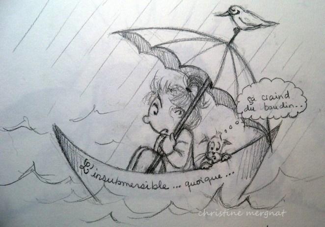 it's raining again (part 2)