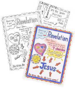 Revelation for kids - The Book of Revelation made simple for