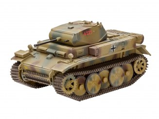 revell vehicles wwii