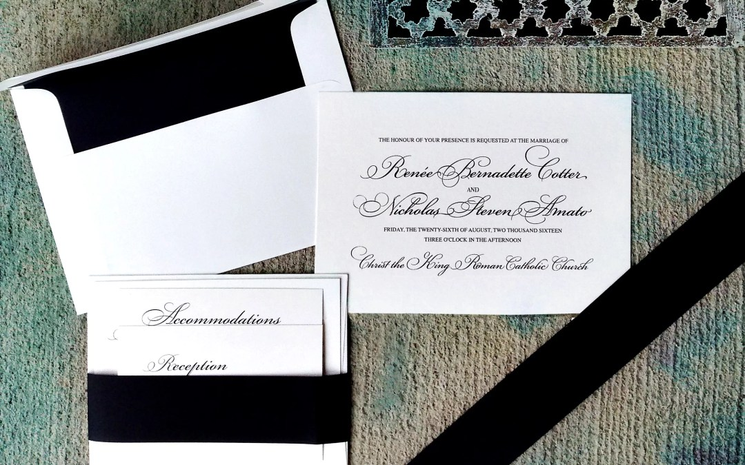 Why should I invest in custom stationery with a designer?