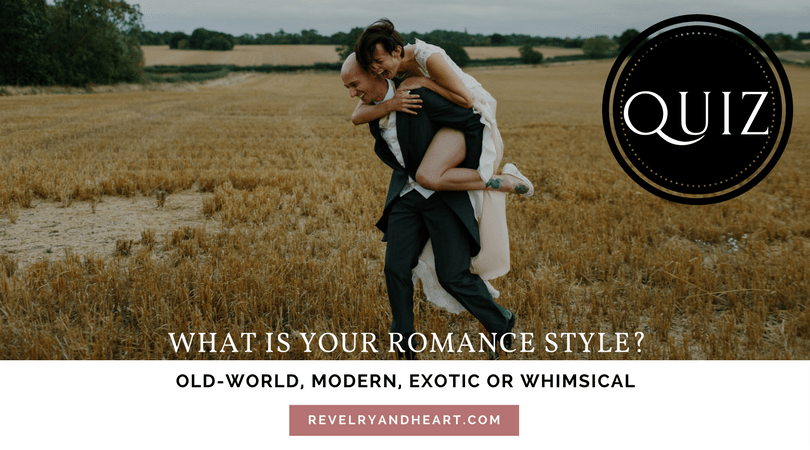 Quiz: What romance style are you?