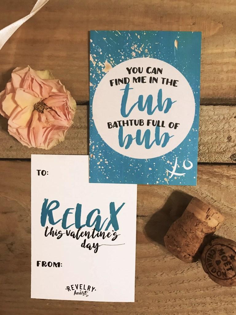 tub, bub, card, blue, custom, greeting, card, valentine, galentine, bathtub, lover, bubble, bath,