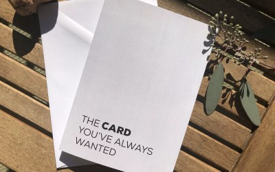 The Ultimate Greeting Card