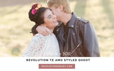 Love Revolution : Frida + Joe