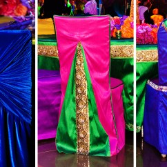 Chair Covers For Parties Dining Seat Dunelm Disney Inspired Party Revelry Event Designers Aladdin Style