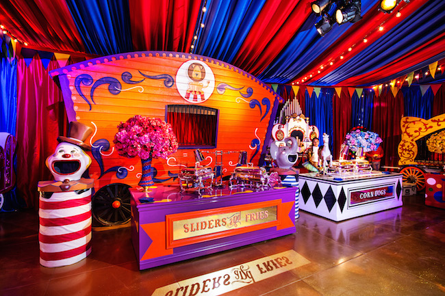 Circus Themed Party Featured in Love Luxe Life  Revelry
