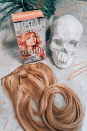 perfect pink hair dye