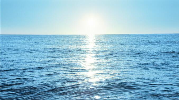 Videa blauer Ozean