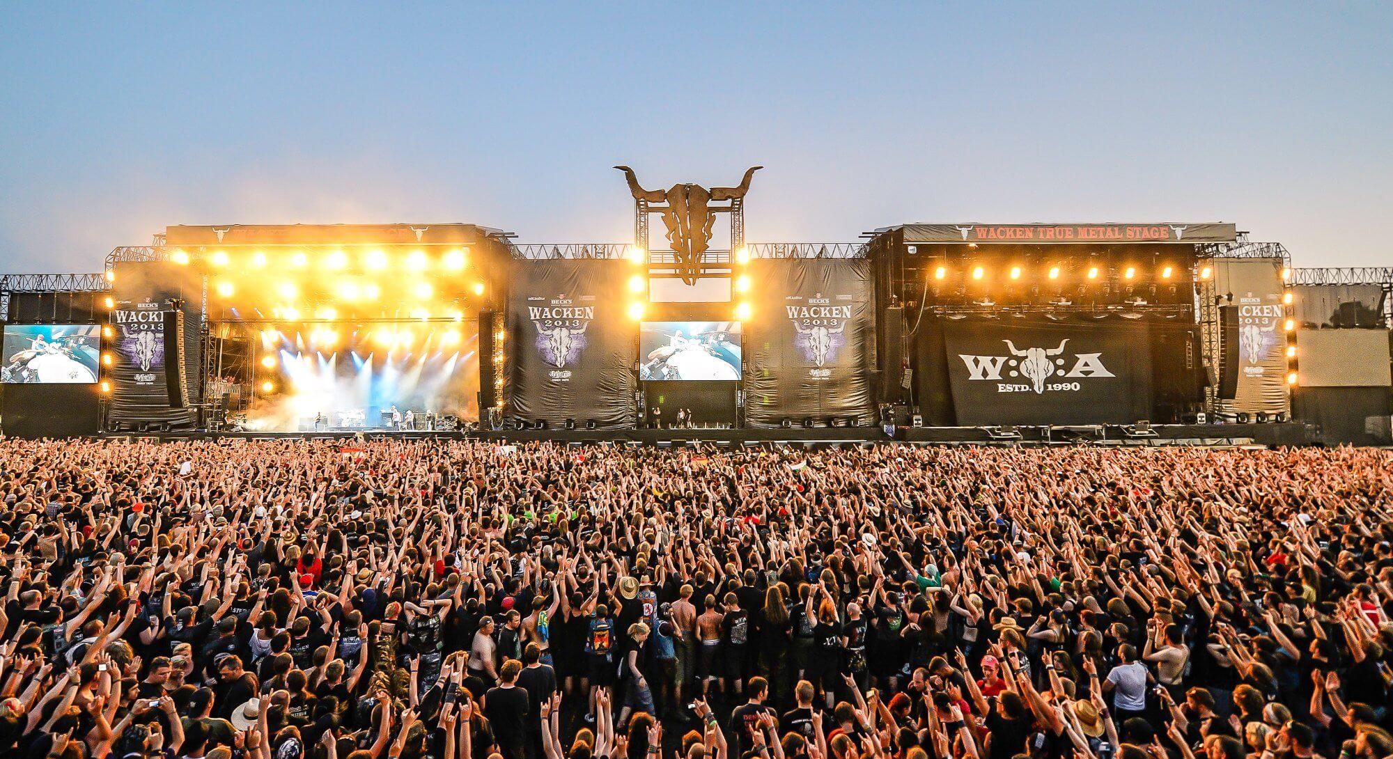 Wacken Festival und die Unternehmenskultur