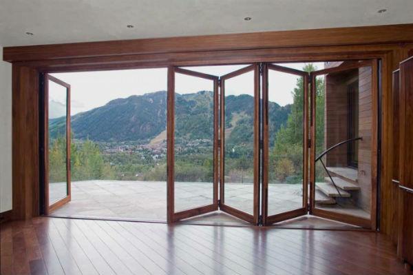 Ventanas de aluminio color madera excellent puertas de for Colores ventanas aluminio lacado
