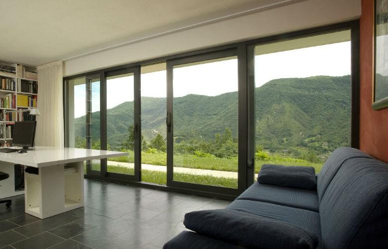 Elegir ventanas de PVC