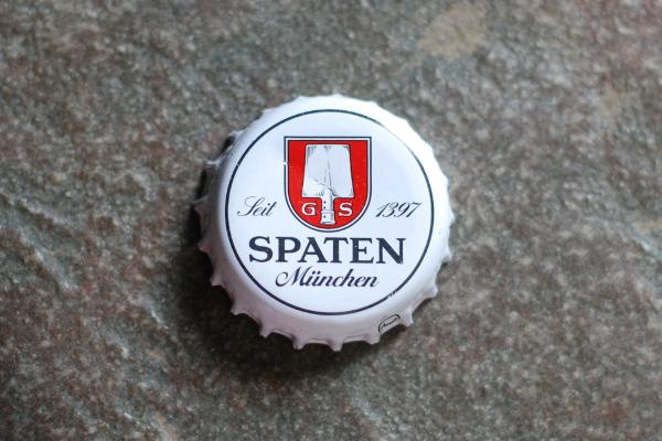 Spaten beer cap