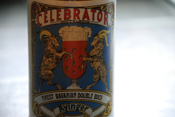 German Beer: Ayinger Celebrator