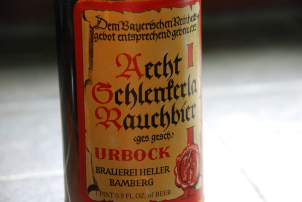 German Beer: Schlenkerla Rauchbier