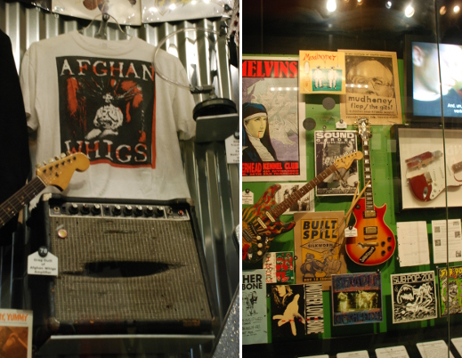 Afghan Whigs and Sub Pop exhibit