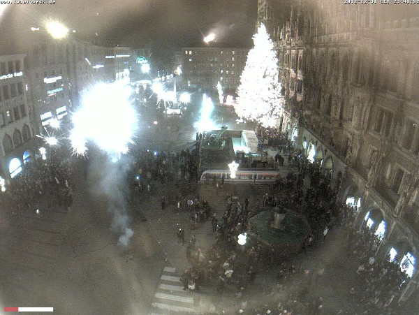 munich fireworks webcam