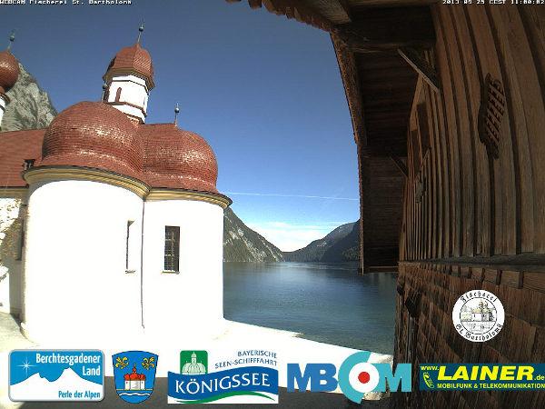 st bartholomae webcam