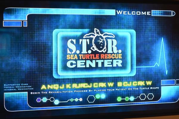 Sea Turtle Rescue Center