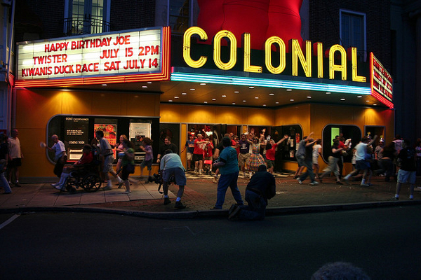 Blobfest at the Colonial Theater