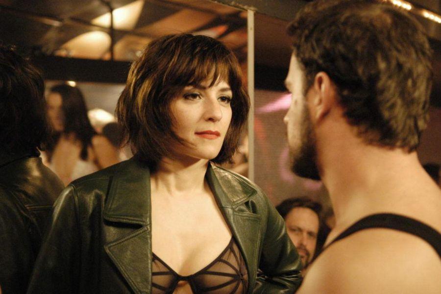 Learn German with film. Actor Martina Gedeck in Elementarteilchen.