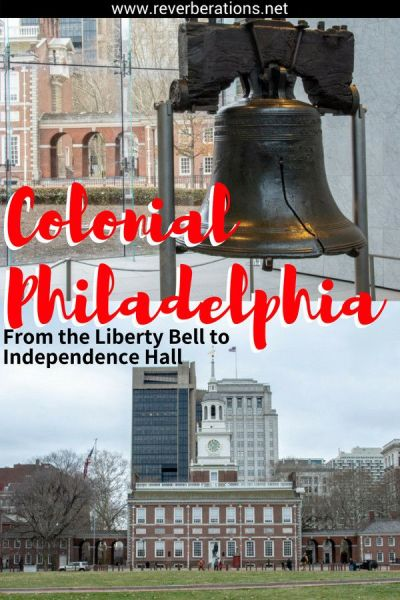 Step back in time with a visit to Colonial Philadelphia to see historic sites such as the Liberty Bell, Independence Hall and more. #philly #philadelphia #pennsylvania #visitphilly #visitpa #history