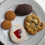 Christmas Cookie Recap