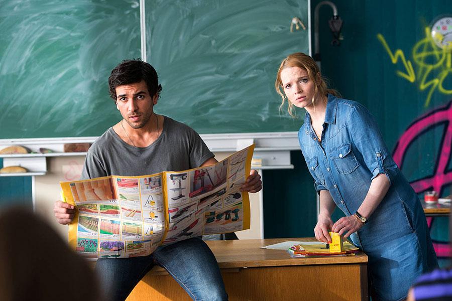 Learn German with the film Fack ju Göhte starring Elyas M'Barek!
