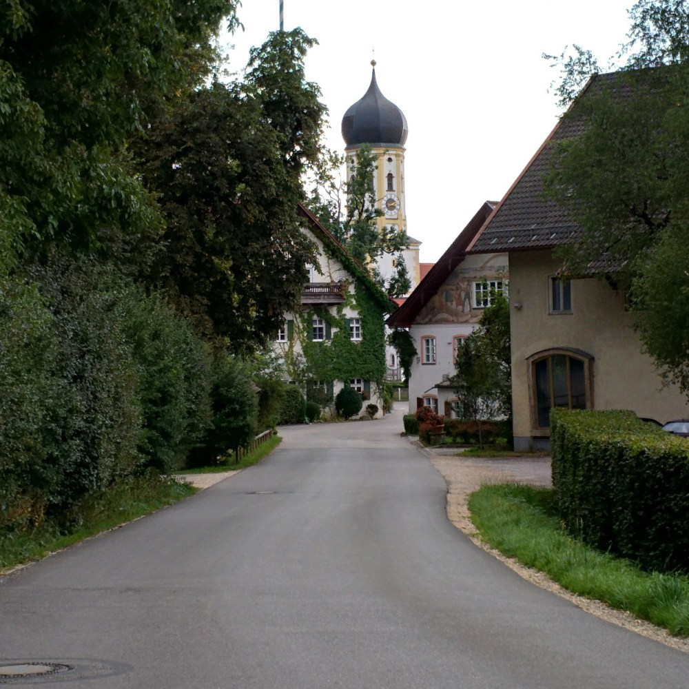 The town of Aying in Germany is just outside of Munich.