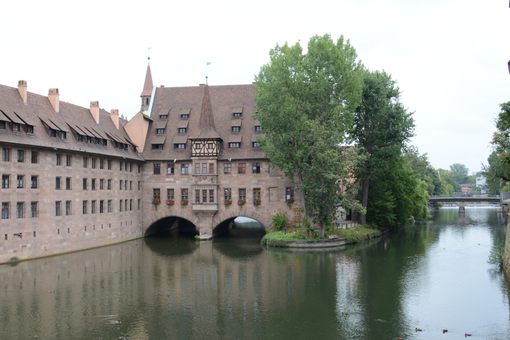 Romantic Nuremberg is a great day trip from Munich.
